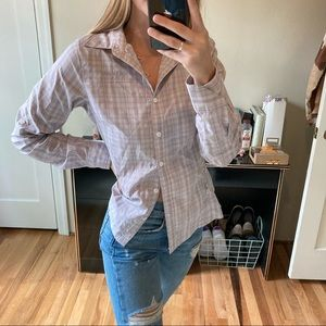 Columbia Omni Shade Long sleeve button up